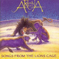 Songs from the Lions Cage Cover