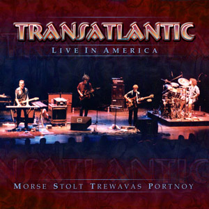 Transatlantic Live in America Cover
